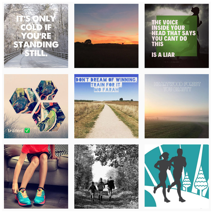 Sandridge 10k instagram feed #sandridge10k